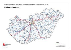 Hu-Go a facut modificari la taxa de drum din Ungaria